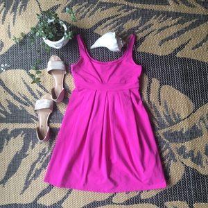 Susana Monaco hot pink dress, size medium